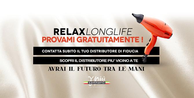 Relax Long Life Gamma Piu prova