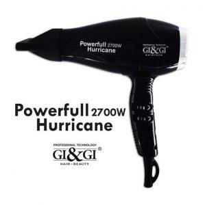 GI&GI presenta POWERFULL HURRICANE 2700 phon tra potenza e leggerezza