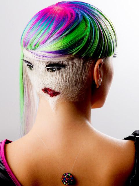 Gino de Stefano by Rolando Elisei Hair Double Face