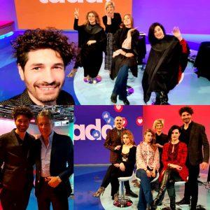 GINO DE STEFANO è di nuovo ospite della trasmissione Tadà