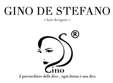 logo Gino de Stefano hairstylist