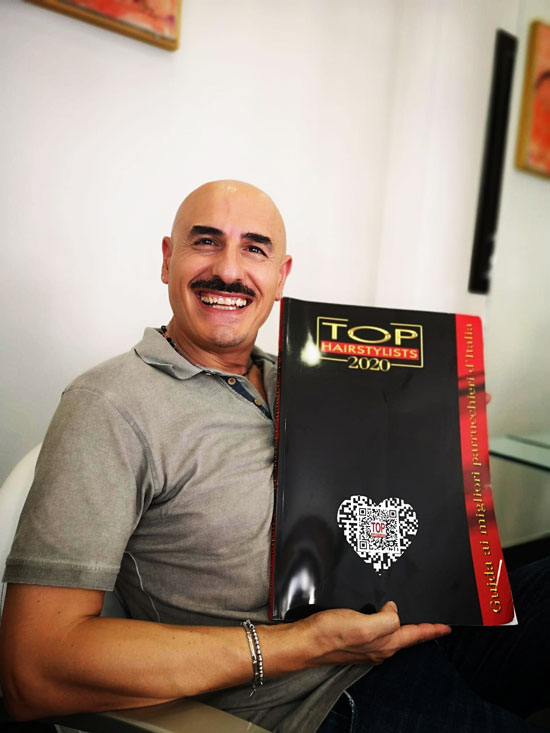 Gino de Stefano Hairstylist