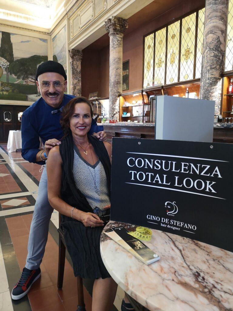 GINO e MASSIMO DE STEFANO ❤️ consulenti TOTAL LOOK a Montecatini Terme!