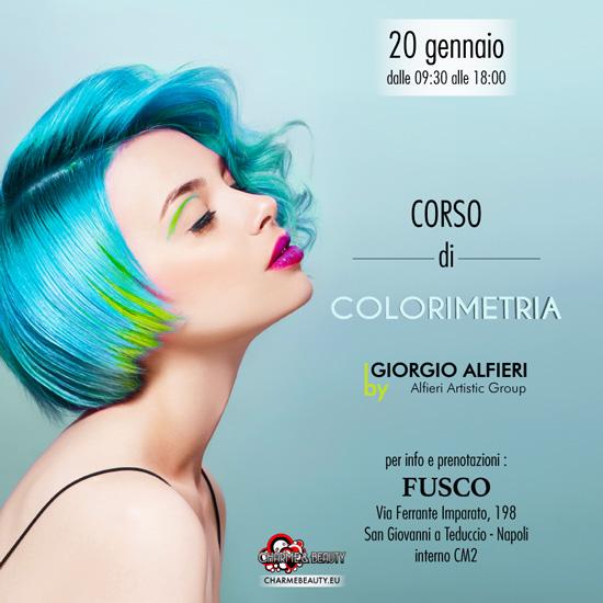 CORSO di COLORIMETRIA by GIORGIO ALFIERI