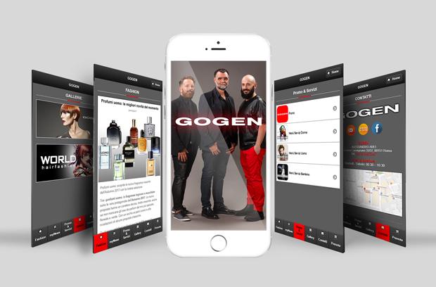 Nuova App Gogen