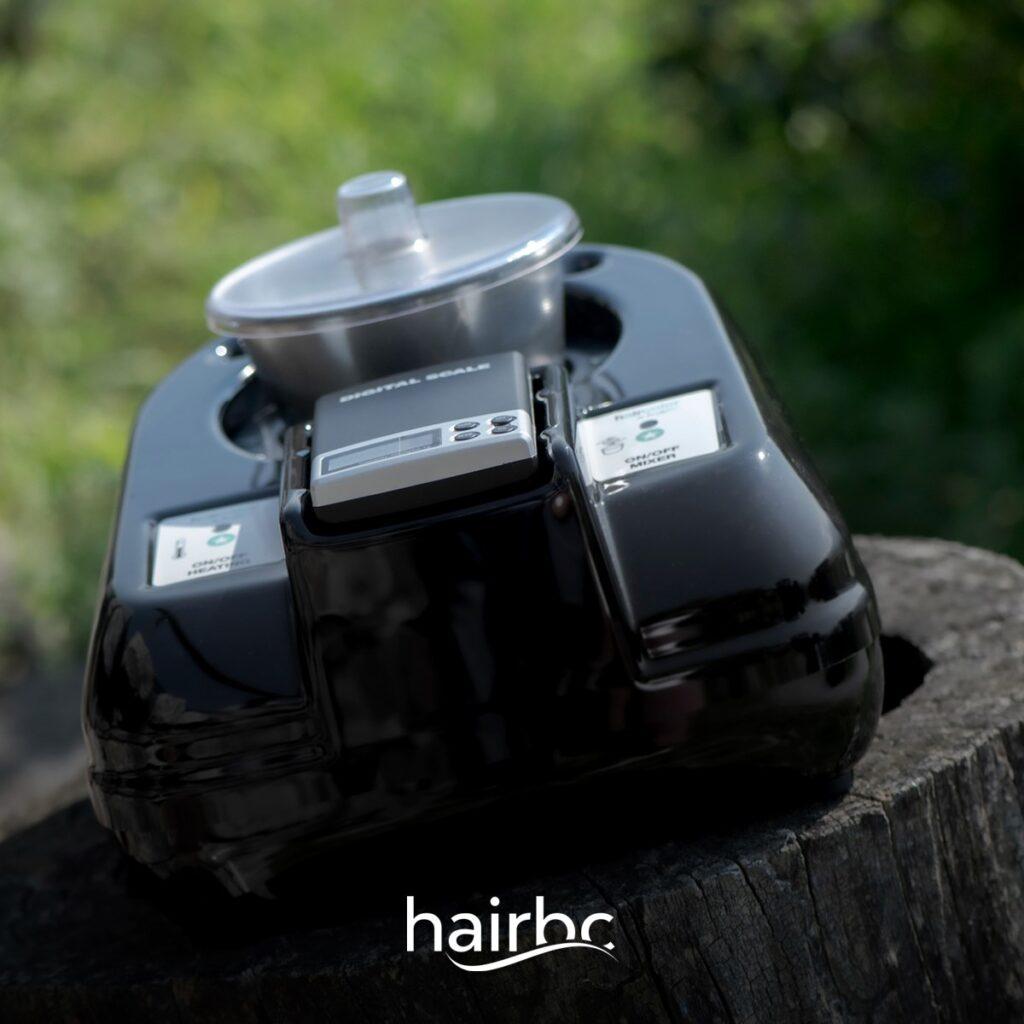 Scopri Hair color by HAIRBC ❤️ L'evoluzione nella preparazione del colore e dei trattamenti