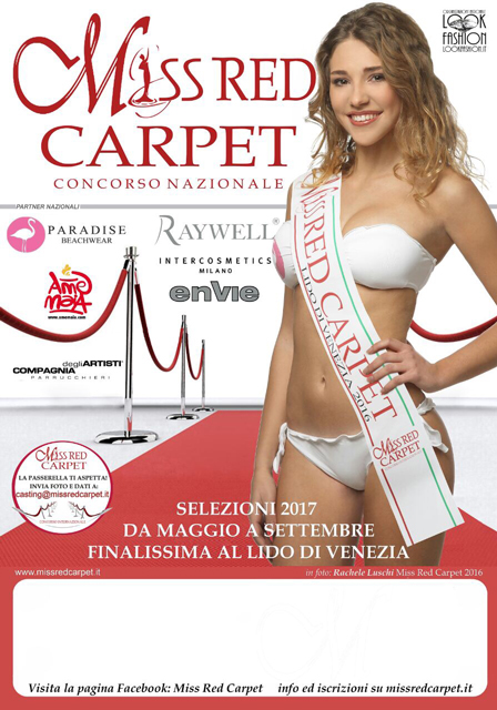intercosmetics - miss red carpet