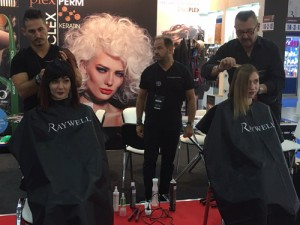 Eventi per parrucchieri: INTERCOSMETICS Raywell ad InterCHARM Ukraine 2017