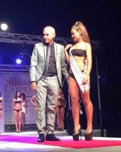 Eventi per parrucchieri: Intercosmetics presenta Miss Red Carpet RAYWELL