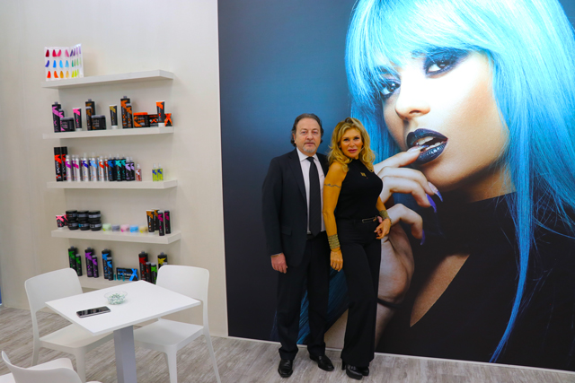 Cosmoprof Bologna 2018 Stand Extremo