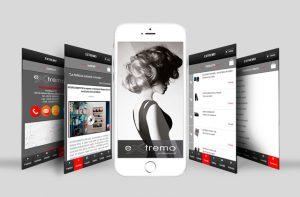 EXTREMO – linea di prodotti cosmetici professionali per parrucchieri di Settimo Milanese (Milano) –  ti invita a SCARICARE la sua App