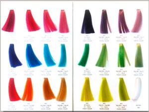 Cambia colore quando vuoi con le miscele PASTEL COLORS by ENVIE