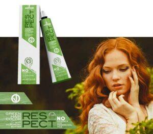 ENVIE ❤ Vegan Green Hair Color