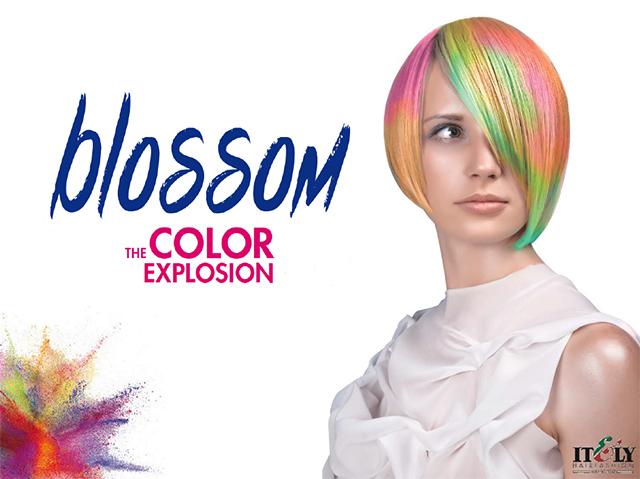Nuove colorazioni Blossom Itely