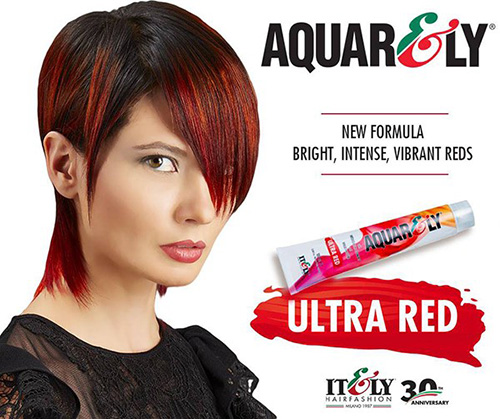 Aquarely Ultra Red Itely