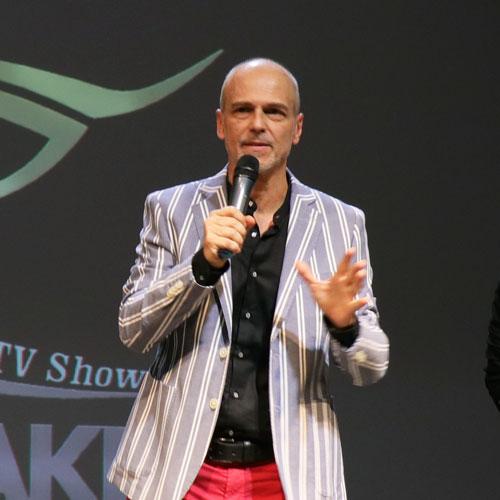 look maker casting per talent show Fabrizio Rizzolo