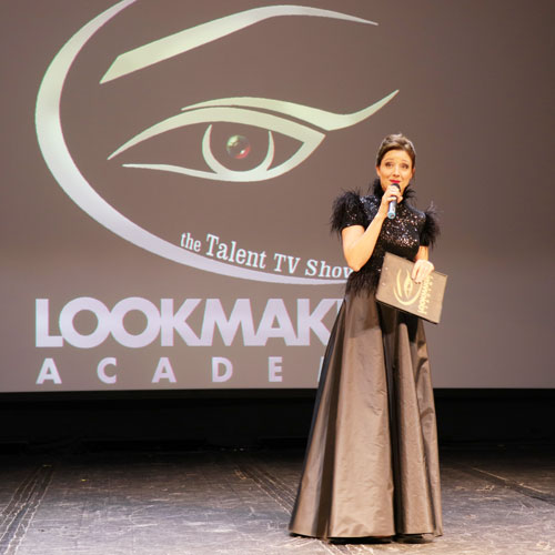 look maker casting per talent show presentatrice