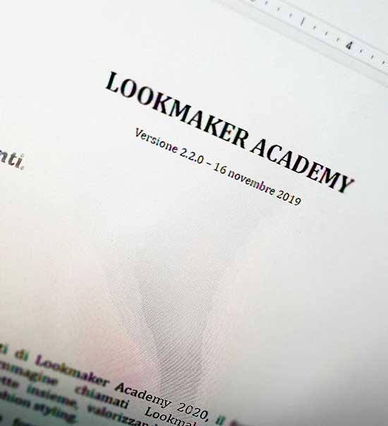 LOOKMAKER ACADEMY TALENT SHOW