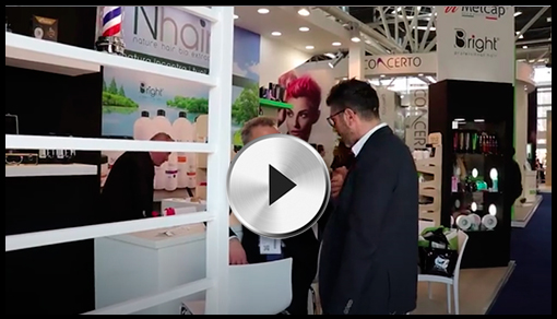 Cosmoprof Bologna 2018 Video Melcap Bright
