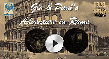 Morocutti Gio & Paul Adventure in Rome