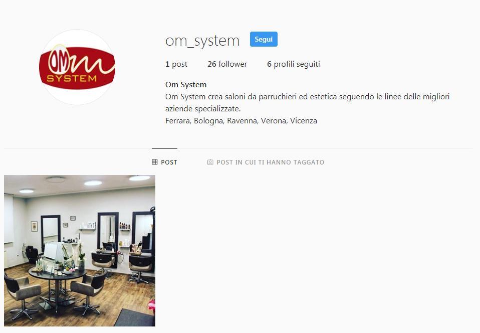 Om System-Instagram