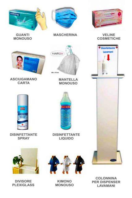 Prodotti e dispositivi di protezione by OM-SYSTEM
