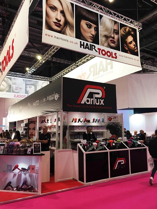Parlux Salon International Londra