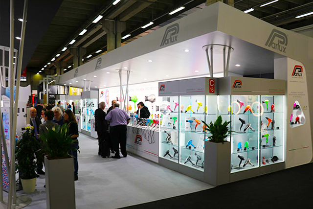 Cosmoprof Bologna 2018 Stand Parlux