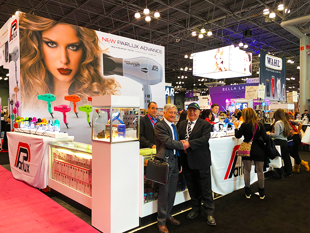Parlux IBS New York 2018