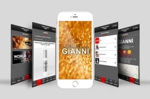 PARRUCCHIERE GIANNI – Vimercate (MONZA BRIANZA) – ti invita a SCARICARE la sua App !!
