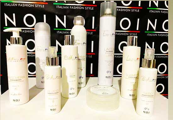 NOI ITALIAN FASHION STYLE presenta: ARTIST HAIR CARE…Mì