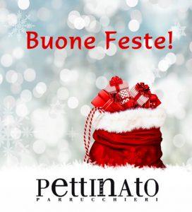Buone feste da SALONE PETTINATO !