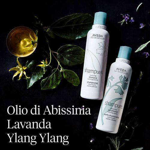 pettinato-shampure-aveda