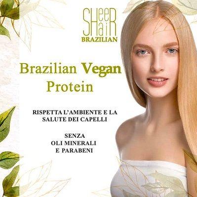 Prova la linea Brazilian Vegan Protein ❤️ con LUIGI PETTINATO!