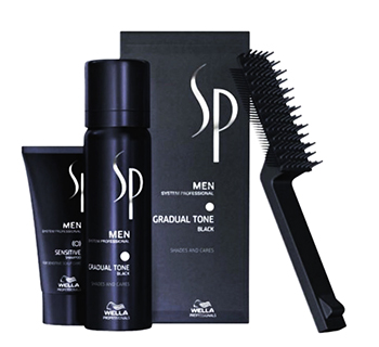 Gradual Tone Brown Wella SP