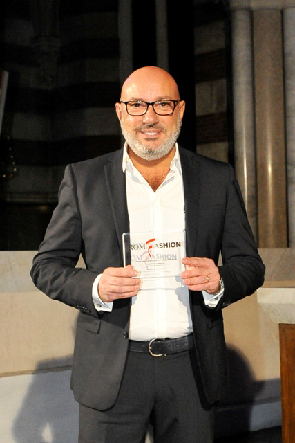 Carminati Premio Roma Fashion White