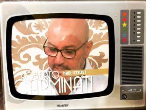 Novità per parrucchieri: ROBERTO CARMINATI vi aspetta domani su RAI UNO