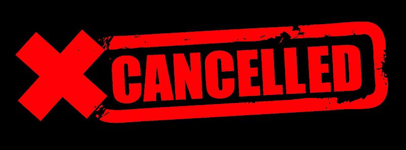 Carminati Canceled