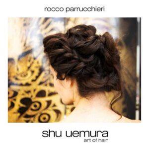 Rocco Parrucchieri partecipa alla realizzazione del LookBook Estivo con Shu Uemura