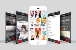 SALONE ALESSANDRA – San Donà di Piave (Venezia) – ti invita a SCARICARE la sua App !! Dec