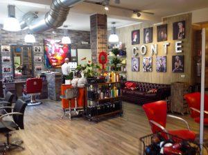 STEFANO CONTE: una visita al noto salone nel centro di Monza recentemente rinnovato