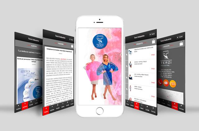 Nuova App Terzi Industrie
