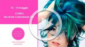 Corsi per parrucchieri: 13 e 14 maggio da UNIVERSO CAPELLI corso di tecniche colorazione CPS