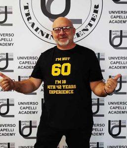 Auguri a Enzo Mombelli!