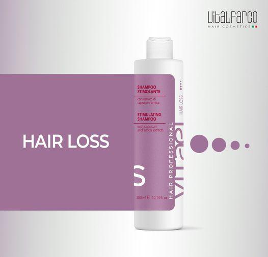 Dai nuova energia ai capelli ❤️ VITALFARCO consiglia la Linea HAIRLOSS di Vitael !