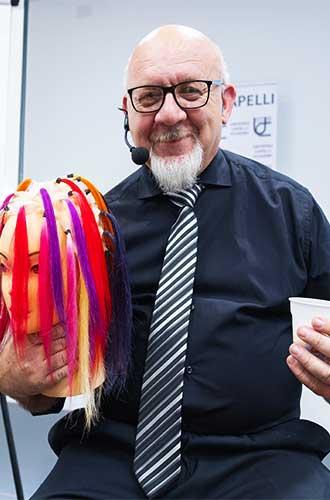 universo capelli corso colorimetria