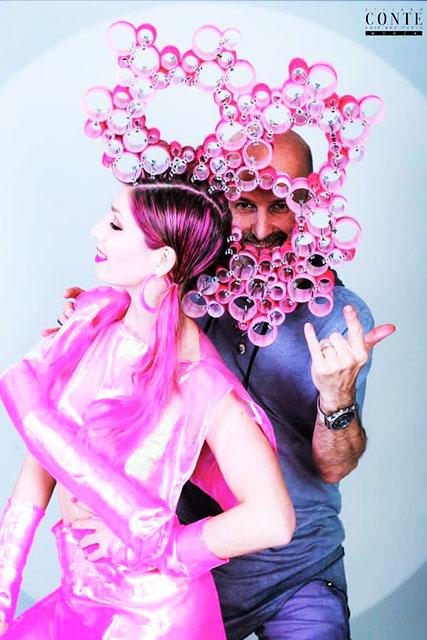 STEFANO CONTE ❤ ecco la mia nuova collezione Romantic Punk