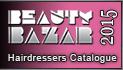 Beauty Bazar - منتجات لمصففي الشعر والاكسسوارات الشعر BEAUTY BAZAR 2014