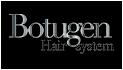 BOTUGEN - sistema botugen per capelli sfibrati e danneggiati