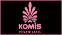 KOMIS - manufactures professional products for hair dye without ammonia, dyes without para paraphenylendiamine, private label, contract manufacturing, product hairdressers, hair dyes, shampoos, lotions, hair care, bleaching, whitening, cosmetic product formulation